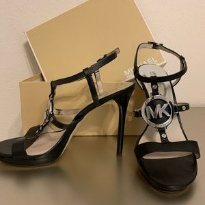 Michael Kors Melodie Strappy Heels